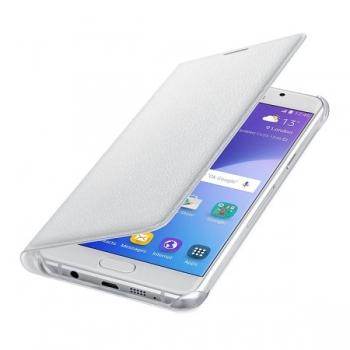 Чехол Flip Wallet EF-WA510PWEGRU для Samsung Galaxy A5 (2016) белый