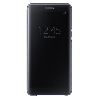 Чехол Samsung Clear View Cover EF-ZN930CBEGRU для Galaxy Note7 N930 (черный)