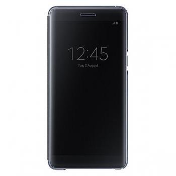 Чехол Samsung Clear View Cover EF-ZN930CBEGRU для Galaxy Note7 N930 (черный)