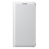 Чехол Samsung Flip Wallet EF-WA310PWEGRU для Galaxy A3 (2016) белый