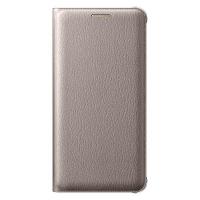 Чехол Samsung Flip Wallet EF-WA310PFEGRU для Galaxy A3 (2016) золотой