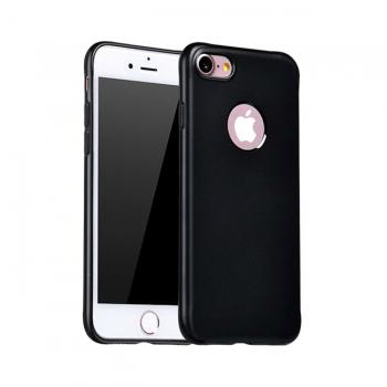 Силиконовый чехол для iPhone 7 Hoco Juice Series (черный)