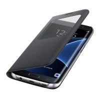 Чехол для Samsung Galaxy S7 Edge S View Cover EF-CG935PBEGRU черный