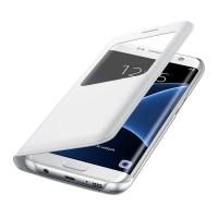 Чехол для Samsung Galaxy S7 Edge S View Cover EF-CG935PWEGRU белый