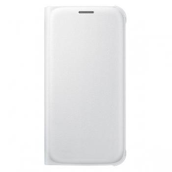 Чехол Flip Wallet EF-WG920PWEGRU для Samsung Galaxy S6 (white)