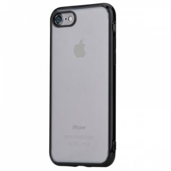 Чехол для iPhone 7 Rock Pure Series (черный)