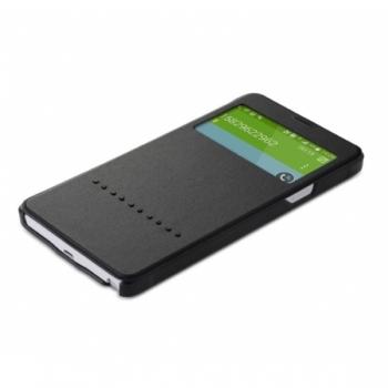 Чехол Rock Rapid для Samsung Galaxy Note 4 (черный)