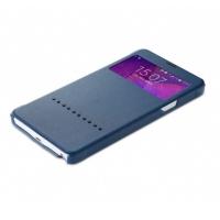 Чехол Rock Rapid для Samsung Galaxy Note 4 (синий)