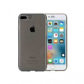 Силиконовый чехол Rock Slim Jacket для iPhone 7 Plus (черный)