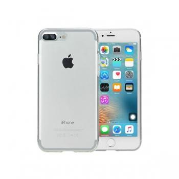 Силиконовый чехол Rock Slim Jacket для iPhone 7 Plus (прозрачный)