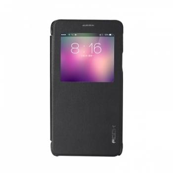 Чехол Rock Uni для Samsung Galaxy Note 4 (черный)