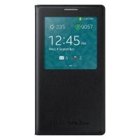 Чехол Samsung S-View EF-CN750BBEGRU для Galaxy Note 3 Neo (черный)