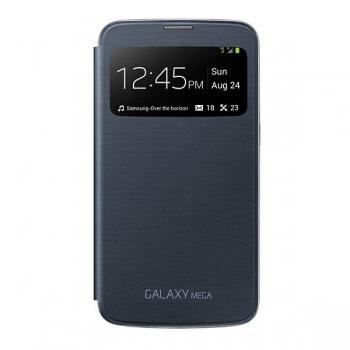 "Чехол для Samsung Galaxy Mega 6.3"" S View Cover EF-CI920BBEGRU"