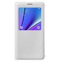 Чехол Samsung S View Cover EF-CN920PWEGRU для Galaxy Note 5 N920 (белый)