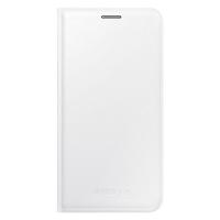 Чехол Samsung Flip Wallet EF-WJ510PWEGRU для Galaxy J5 (2016) белый