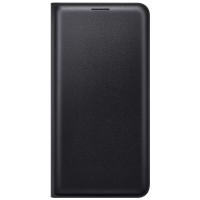 Чехол Samsung Flip Wallet EF-WJ710PBEGRU для Galaxy J7 (2016) черный