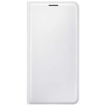 Чехол Samsung Flip Wallet EF-WJ710PWEGRU для Galaxy J7 (2016) белый