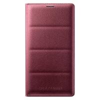Чехол Samsung Flip Wallet для Galaxy Note 4 EF-WN910BREGRU (бордовый)