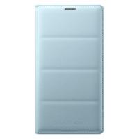 Чехол Samsung Flip Wallet для Galaxy Note 4 EF-WN910BMEGRU (голубой)
