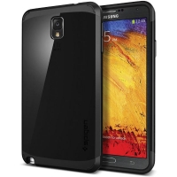Чехол Spigen Slim Armor SGP10458 для Samsung Galaxy Note 3 (черный)