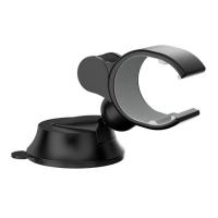"""Автомобильный держатель Ppyple Dash-Clip F5 для смартфонов 3.5""""-5.5"""" (black)"""