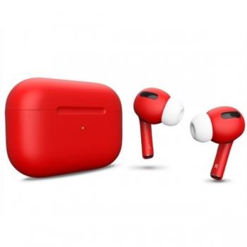 Наушники Apple AirPods Pro Color цветные, красный