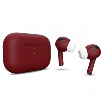 Наушники Apple AirPods Pro Color цветные, бордовый