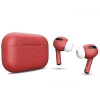 Наушники Apple AirPods Pro Color цветные, вишня