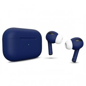 Наушники Apple AirPods Pro Color цветные, тёмно-синий