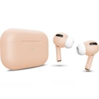 Наушники Apple AirPods Pro Color цветные, розовый песок