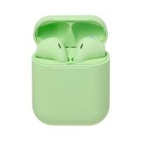 Беспроводные стерео наушники inPods 12 TWS Bluetooth 5.0, зеленый