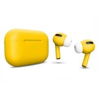 Наушники Apple AirPods Pro Color цветные, желтый