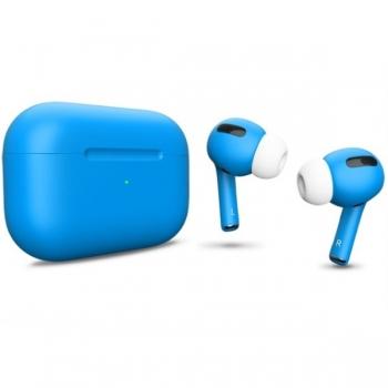 Наушники Apple AirPods Pro Color цветные, голубой