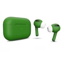 Наушники Apple AirPods Pro Color цветные, зелёный