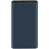 Внешний аккумулятор Xiaomi Mi Power Bank 3 10000 mAh 18W (PLM13ZM) с функцией быстрой зарядки, черный