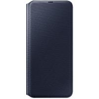 Чехол-книжка Samsung EF-WA705PBEGRU Wallet Cover для Galaxy A70, черный