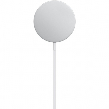 Беспроводное магнитное зарядное устройство Apple MagSafe 15W (MHXH3ZE/A), белый