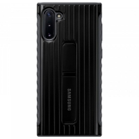 Чехол-накладка Samsung EF-RN970CBEGRU Protective Standing Cover для Galaxy Note10, черный