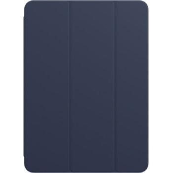 """Чехол магнитный Smart Folio для iPad Pro 12.9"""" 2020 года (4-го поколения), темно-синий"""