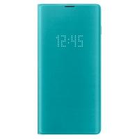 Чехол-книжка Samsung EF-NG975PGEGRU LED View Cover для Galaxy S10+, зеленый