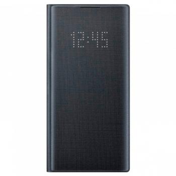 Чехол-книжка Samsung EF-NN970PBEGRU LED View Cover для Galaxy Note10, черный