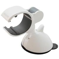 """Автомобильный держатель Ppyple Dash-Clip5 для смартфонов 3.5""""-5.5"""" (white)"""
