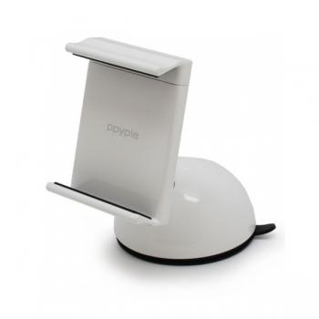 """Автомобильный держатель Ppyple Dash-N5 на панель для смартфонов 3,5""""-5,5"""" (white)"""