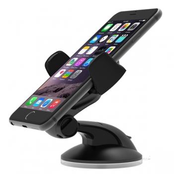 Автомобильный держатель Onetto Easy Flex III Car&Desk Mount (черный)