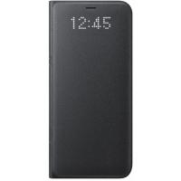 Чехол Samsung LED View Cover S8+,черный (EF-NG955PBEGRU)