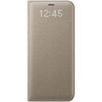 Чехол Samsung LED View Cover S8,золотистый (EF-NG950PFEGRU)