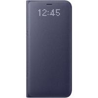 Чехол Samsung LED View Cover S8+,фиолетовый (EF-NG955PVEGRU)