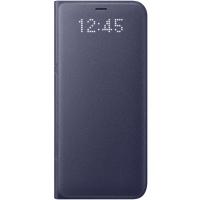 Чехол Samsung LED View Cover S8,фиолетовый (EF-NG950PVEGRU)