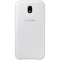 Чехол-накладка Samsung Dual Layer Cover для Galaxy J7 (2017) голубой (EF-PJ730CWEGRU)