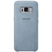 Чехол Samsung Alcantara Cover для S8+,мятный (EF-XG955ALEGRU)